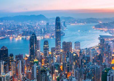 הונג קונג – ניו יורק של המזרח הרחוק