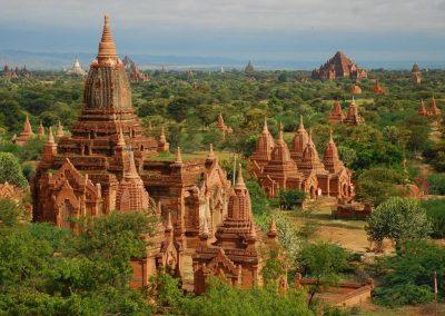 בורמה / מיאנמר – ארץ מיליון הפגודות